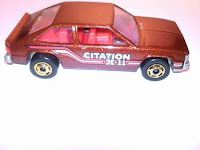 hot wheels chevy citation