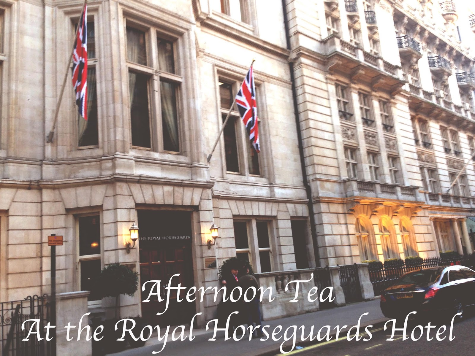 meg-made: meg-made it to The Royal Horseguards Hotel for (a GF) Afternoon Tea