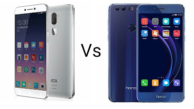 Cool 1 Vs Honor 8