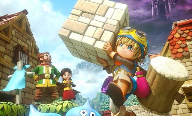 Dragon Quest Builders llega a occidente en octubre 1