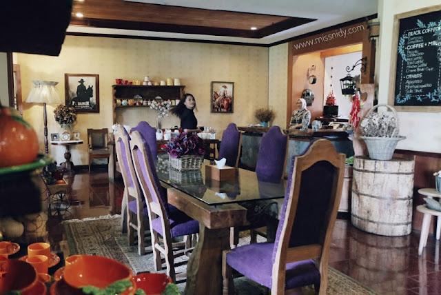 vintage hotel di lembang