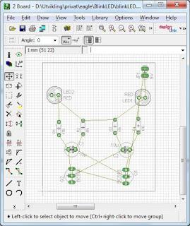 Cara Membuat Desain PCB Menggunakan Eagle CAD