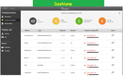 dashlane-password-manager-settings