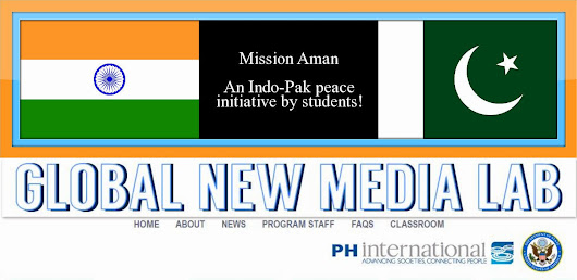 The Pillar of Mission Aman: Our Social Media Campaign