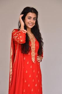 Sasha Singh at Edaina Jaragochu Movie Press Meet