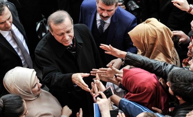 Μήνυμα Ερντογάν στην Ευρώπη: Εκδώστε μας τους «Γκιουλενιστές», ειδάλλως αντίποινα