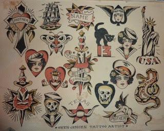 diseños Sailor Jerry