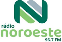 Rádio Noroeste FM 96,7 de Santa Rosa RS