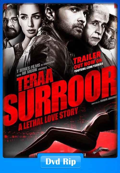 Teraa Surroor 2016 720p DVDScr 800MB Poster