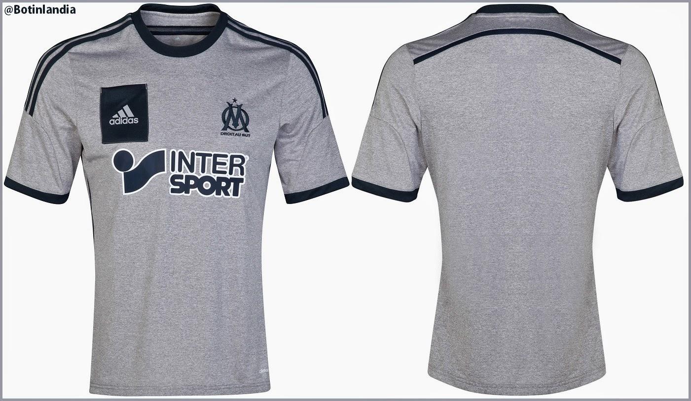 e6cda41e34598 Camiseta Olympique de Marseille chica