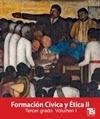 Telesecundaria Formación Cívica y Ética Volumen 1 tercero grado 2019-2020
