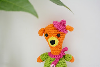 Schnuffi Dog Crochet Pattern
