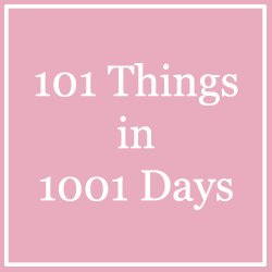 101 in 1001 List