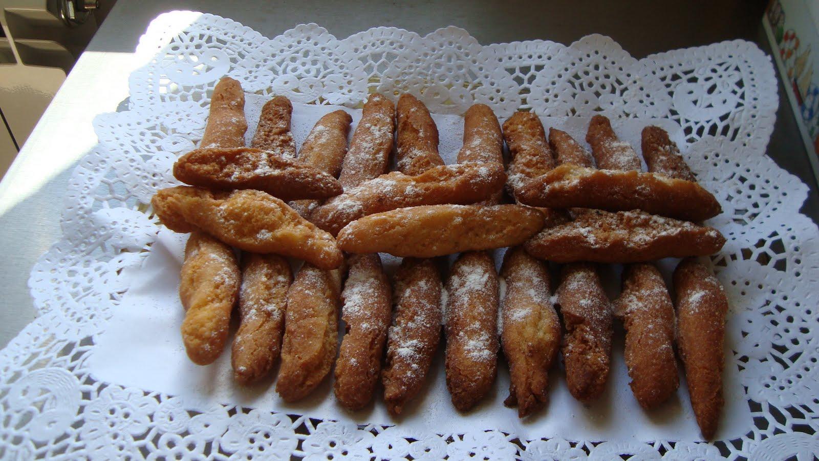 Blog De Recetas De Cocina Caseras Rosquillas De La Abuela Josefina