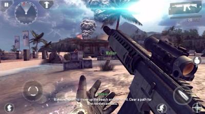 Modern Combat 4 Zero Hour In Game