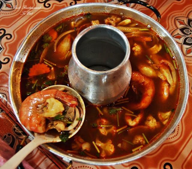 Seafood Tom Yam Kung