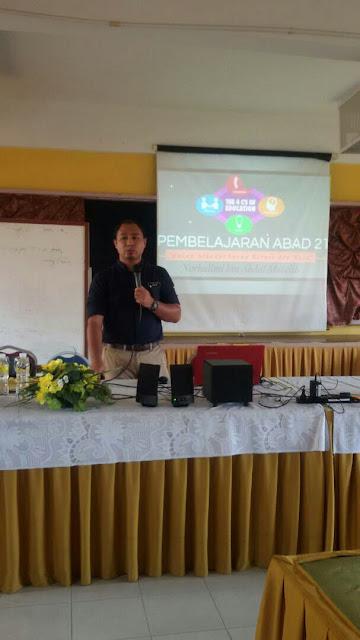 Perkongsian Pembelajaran Abad ke 21 Bersama Guru SMK Kuala Perlis