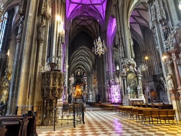 Vienne Wien Innere Stadt stephansdom cathédrale saint-étienne