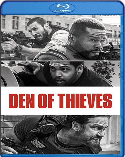 Den of Thieves [2018] [BD25] [Subtitulado]