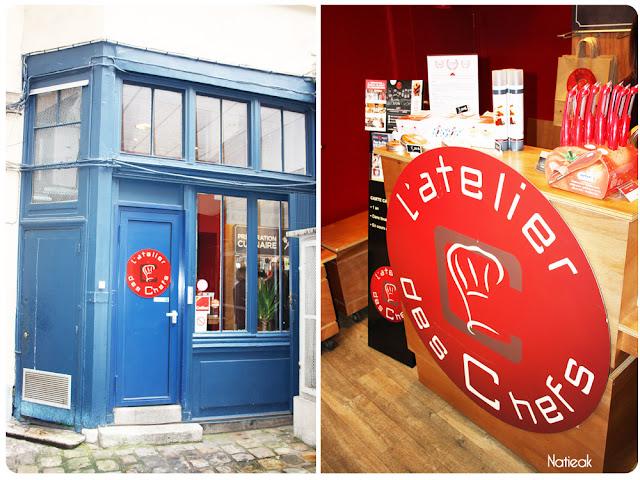 L'Atelier des chefs Paris Penthievre