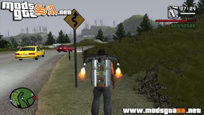 Mod Placa das Estradas em HD