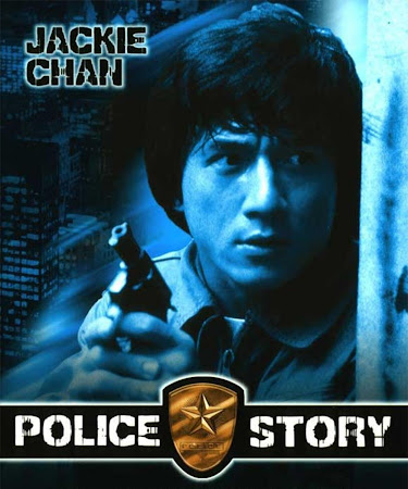 Poster Of Police Story In Dual Audio Hindi English 300MB Compressed Small Size Pc Movie Free Download Only At worldfree4u.com