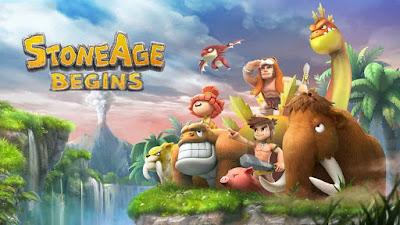 Stone Age Begins v1.76.20.40 Apk Mod