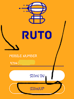 Download Ruto App - Refer And Earn 11₹ Paytm Loot Now