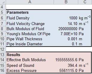 Excel Calculations: 2011