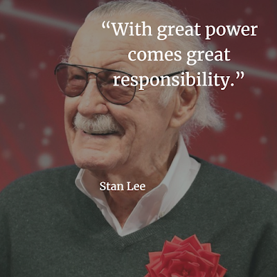 Stan Lee inspiring image  quotes