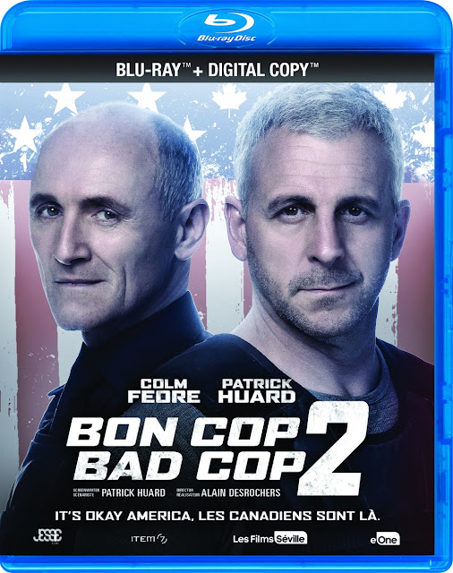 Bon Cop Bad Cop 2 (2017) ταινιες online seires oipeirates greek subs