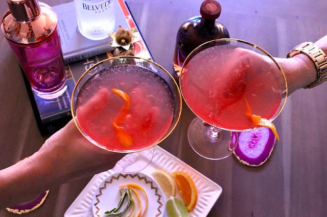 Cosmo Martini Recipe