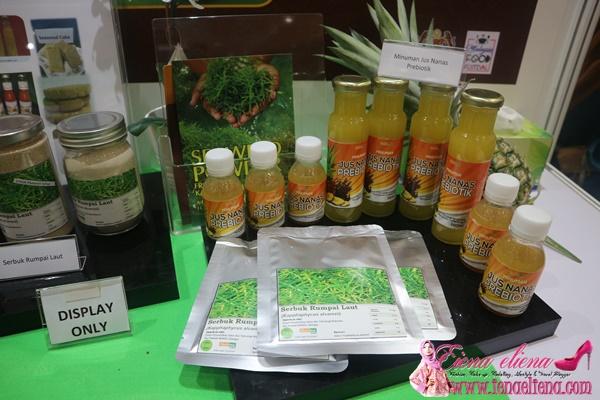 Booth Institut Penyeledikan Kemajuan Dan  Pertanian Malaysia (MARDI)