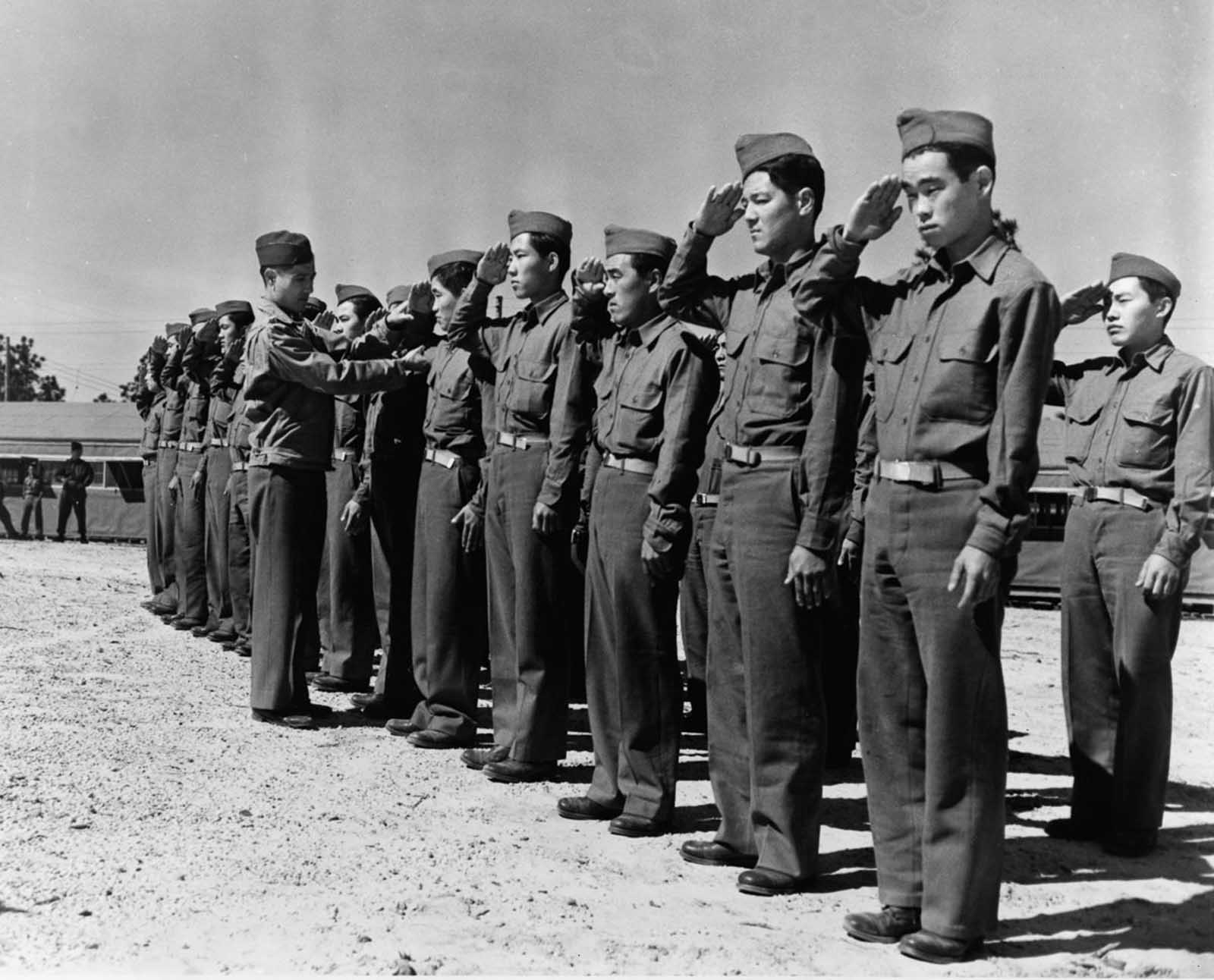 This Japanese-American fighting unit was one of WWII's most