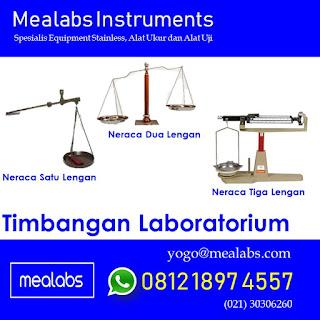 Jenis Jenis Timbangan Laboratorium