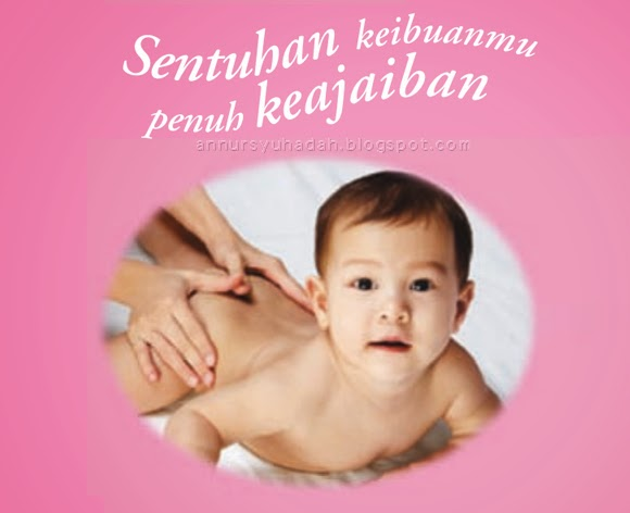 baby massage urut