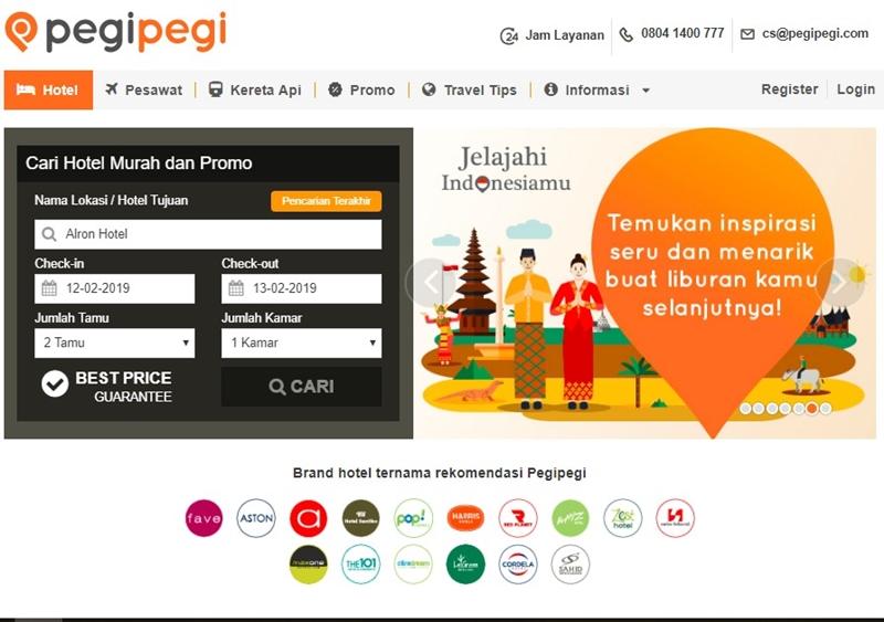 Alron Hotel Kuta Bali,