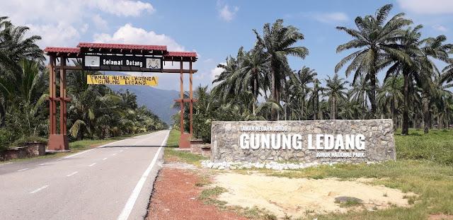 Taman Negara Johor Gunung Ledang