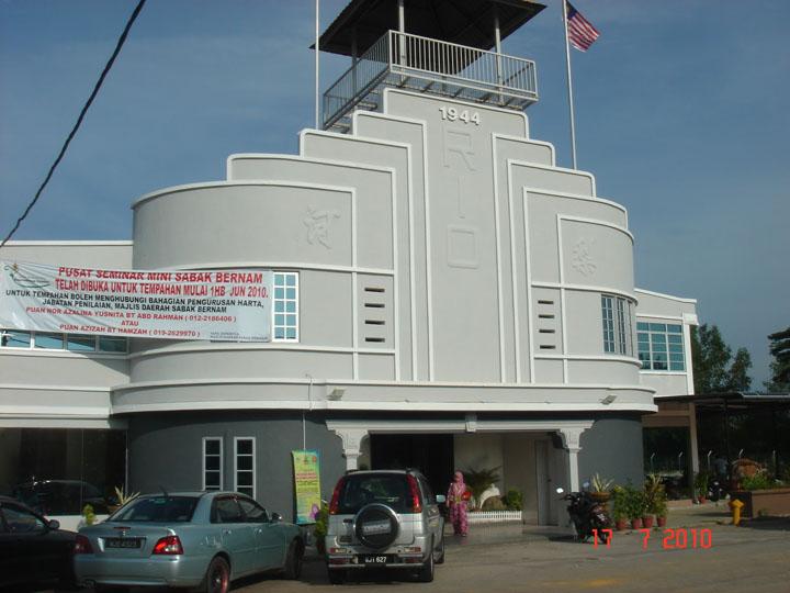 Pusat Seminar Mini Sabak Bernam, Selangor
