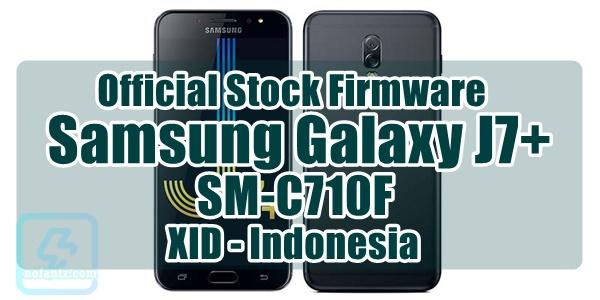 Samsung Galaxy J7+ SM-C710F