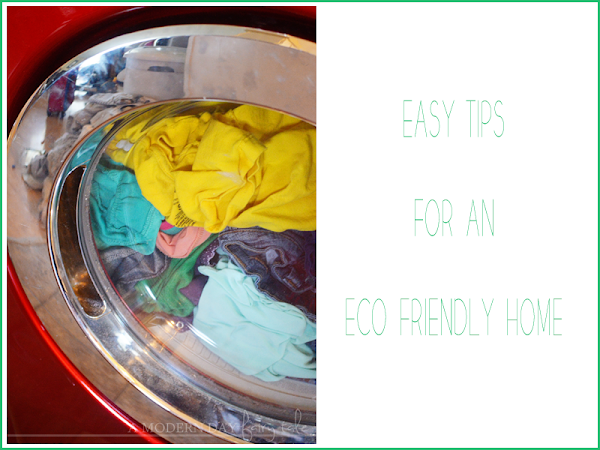 Go Green & Save Green: Easy Tips for an Eco-Friendly Home #EarthDay
