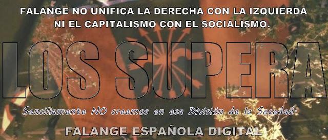 El Nacional Sindicalismo como superación del Liberalismo.
