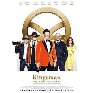 Kingsman: Altın Çember (2017) poster