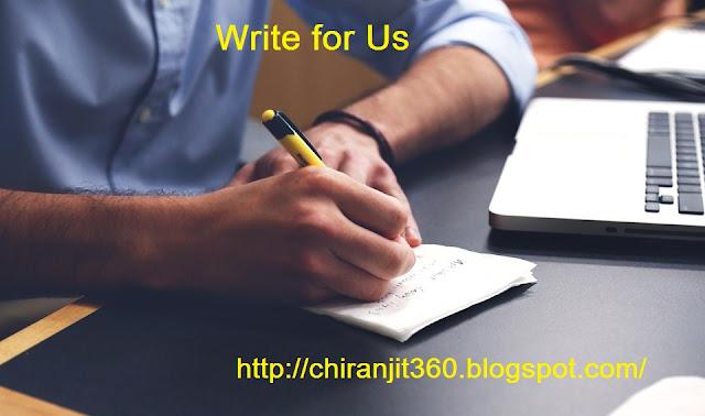 Chiranjit360 Guest Post