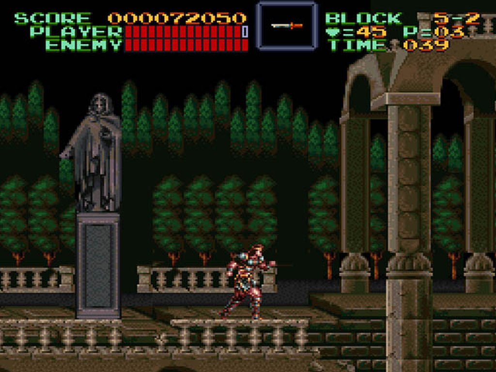 Indie Retro News Super Castlevania Iv Other Castle