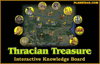 Thracian Treasure Game