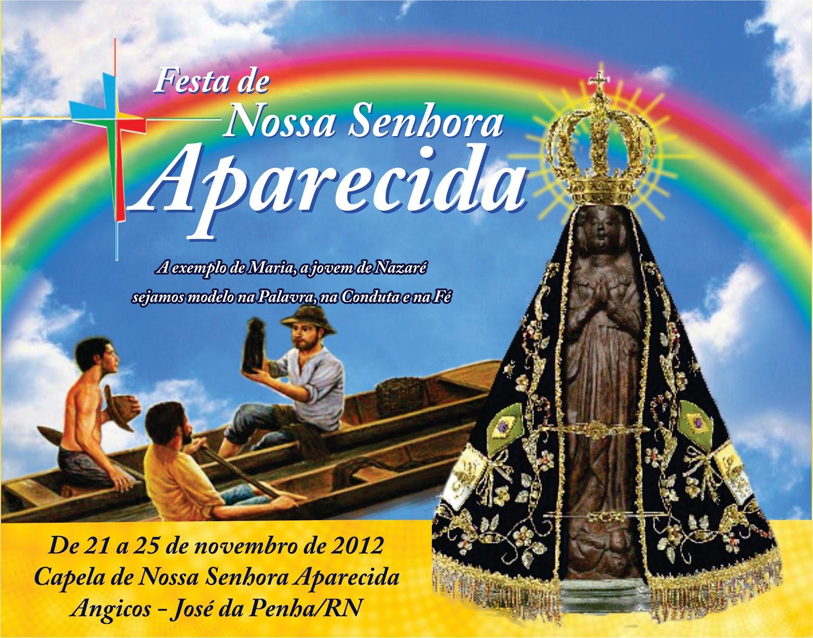 Festa De Nossa Senhora Aparecida: TARSO COSTA: FESTA DE NOSSA SENHORA APARECIDA