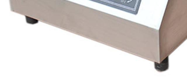 Chân của bếp từ công nghiệp đơn mặt phẳng BTDP3K