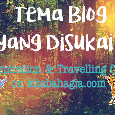 Inspirasi dan Travelling Selalu Sensasional