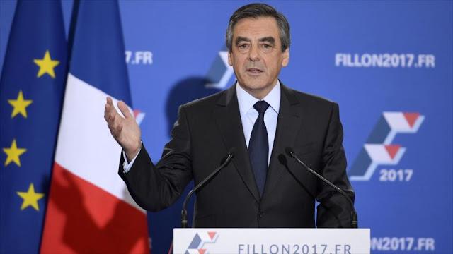 Derecha radical elige a Fillon para quitarle el poder a Hollande